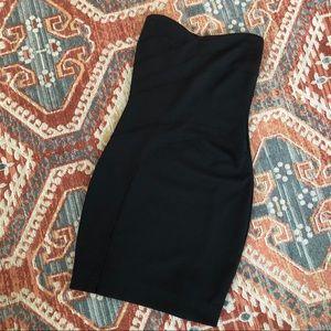 Victoria's Secret Bandage Strapless Dress sz XS